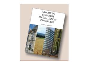 Charte de l'expertise de l'évaluation immobilière